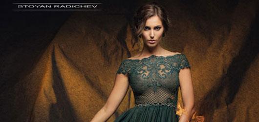 Абитуриентска колекция рокли на Стоян Радичев