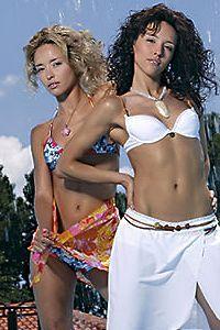 Anna and Boryana Shehtovi