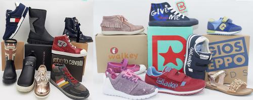 Детски и бебешки маркови обувки от №18-40