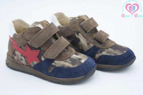 Бебешки обувки за момче Фалкотто