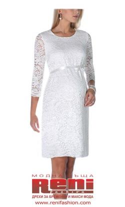 Булчински и сватбени рокли за бременни