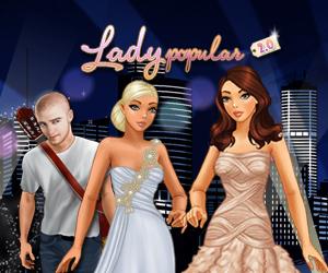 ����� Lady popular