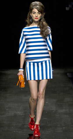 Fashion trends Spring-Summer 2013