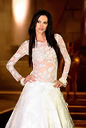Virginiq Zdravkova presents in a glamourous fashion show the newest collection of VIRGINIA ATELIER