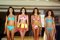"""Triumph International"" offeres  its spring – summer 2006 surprises"