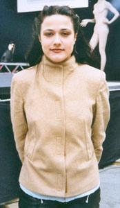"""Dessy Stoycheva on """"Michaelerplatz"""""""