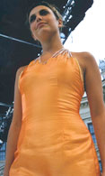 Collection of La Hong, spring-summer 2002
