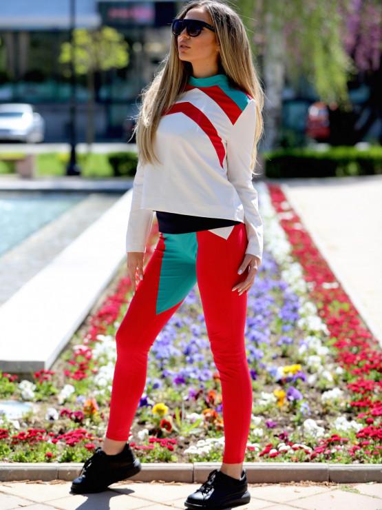 Спортно-елегантна блуза – Active women