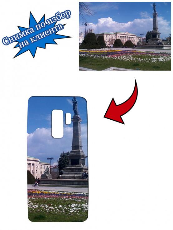 Калъф за телефон със снимка на клиента